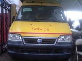 Fiat seicento 2001 yellow colour