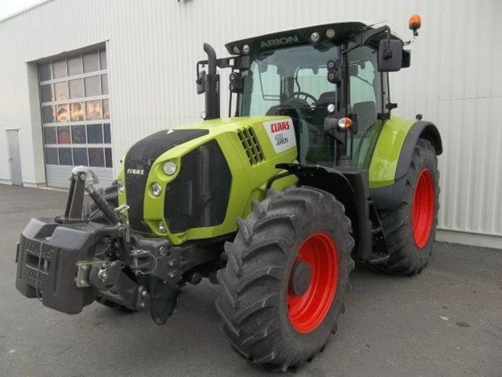Claas arion 620 arion 620 t4i cis - 2016