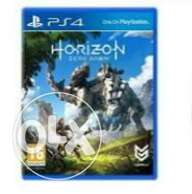 PS4 Horizon Zero Dawn + Controller