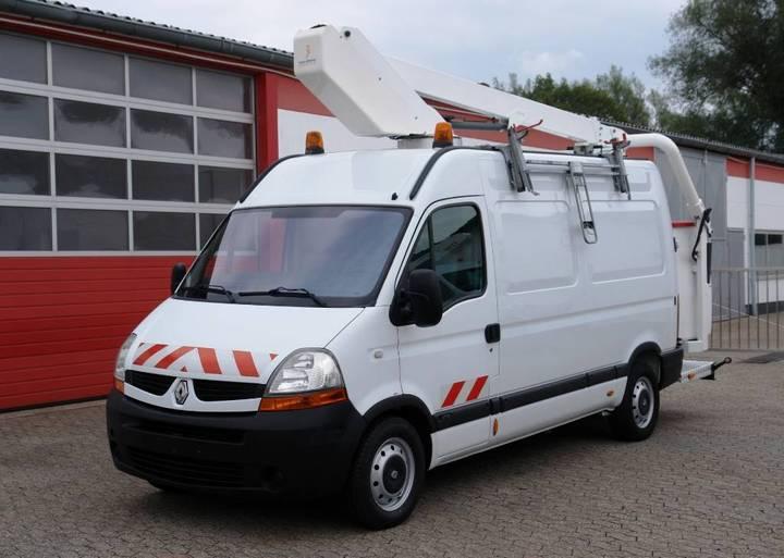 Renault Master 120 Arbeitsbühne 111f 11m Tüv Uvv - 2011