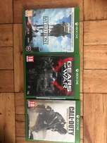 3 xbox one games for R600
