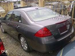 Clean 2007 Honda accord for sale,