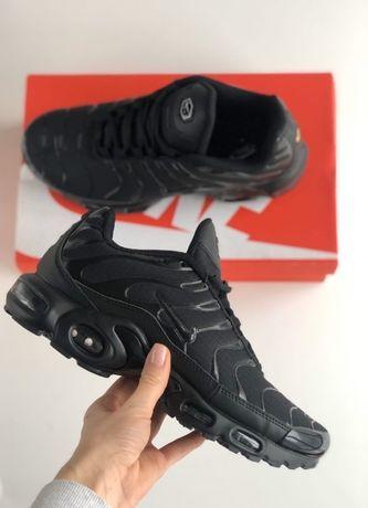 "Nike Air Max Plus Tn "" Black"" Warszawa Ursynów • OLX.pl"