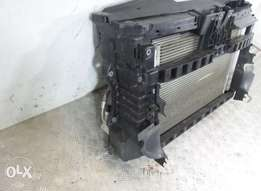 VW GOLF R32 2008 radiator + fan
