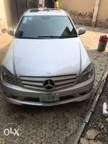 Toks standard Registered Benz C300 for sale