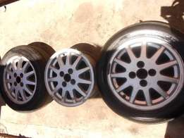 Golf mk3 wheels