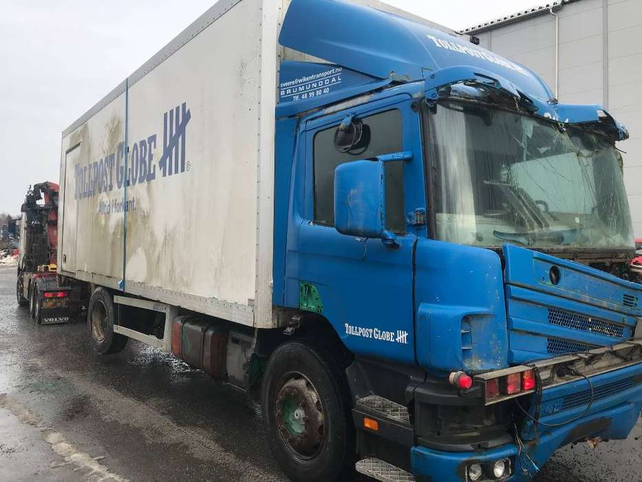 Scania P94-220, For Parts - 1997