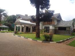 New muthaiga thigiri ridge 4 bedroom house for sale