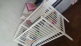 Cot bed for sale,