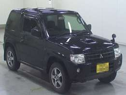 Mitsubishi Pajero Mini 2010 in Nairobi
