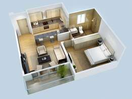 The Alma 1,2 &3 Bedrooms