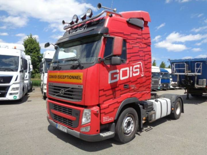 Volvo FH 13.500 42T EURO 5/EEV - MANUAL - 2012