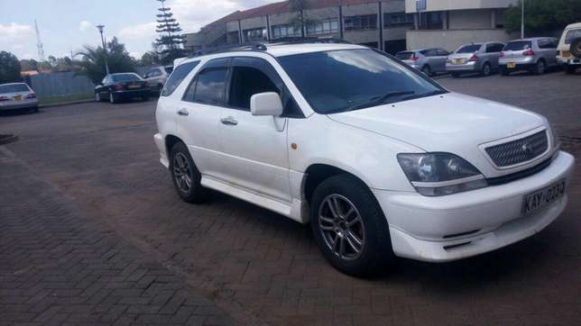 toyota harrier on sale Umoja - image 5