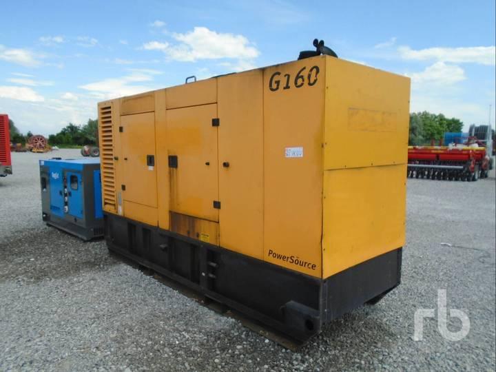 Doosan G160 160 KVA ` - 2011