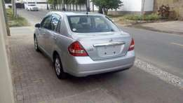 Nissan tilda Latio saloon brand new car