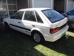 Mazda 323 (please read add carefully)