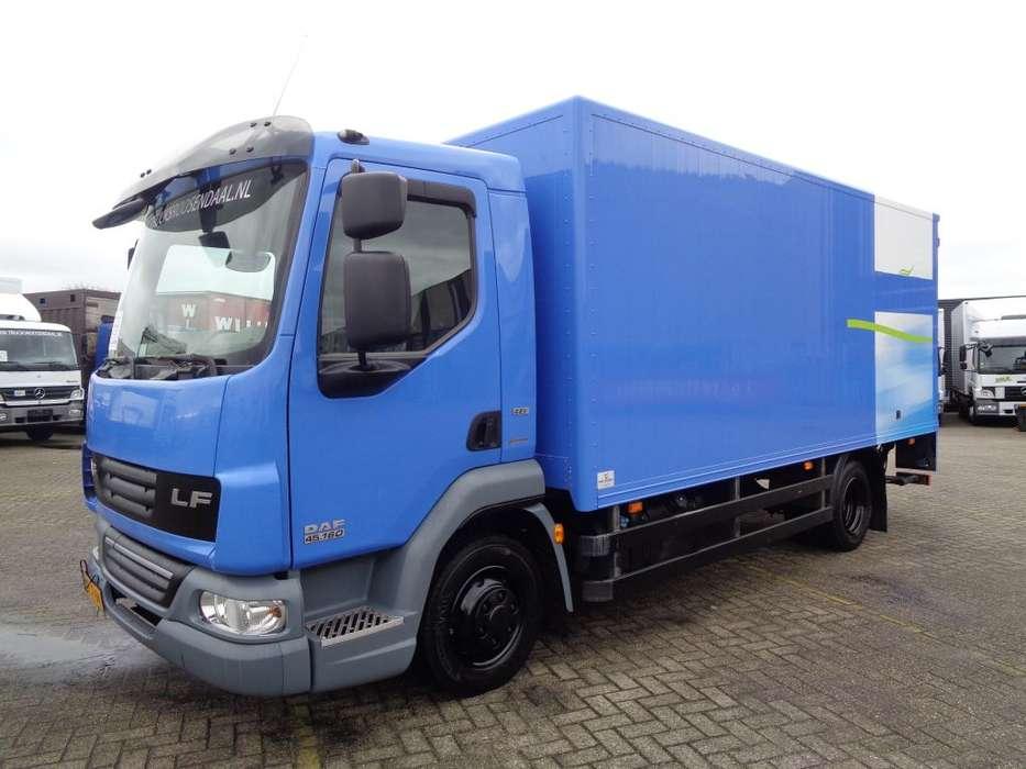 DAF LF 45.160 + Euro 5 + lift - 2012