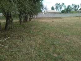100 ×100 plot in Juja with title deed