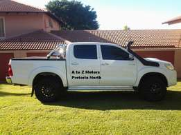 2013 Toyota Hilux 3.0 D4D 4x4 Raider AT