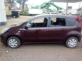 Nissan Note  on quick sale(2009)