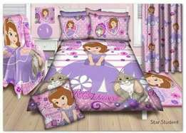 Kids Inexpensive Character Duvet Cover Sets(NO CURTAINS AVAILABLE)