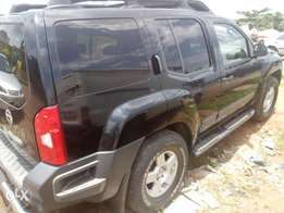 Sweet Clean 2006 Xterra with DVD