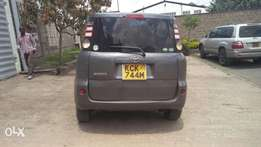 Awesome Toyota sienta kck 2009 model
