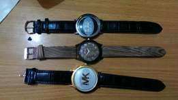 Wrist watches for men and ladies