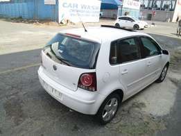 2009 polo 1.6 comfort line, in a perfect condition.