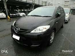 2010 MAZDA PREMACY on quick sale.