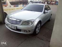 Mercedes Benz C200 not used locally