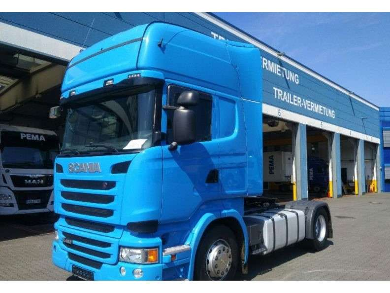 Scania R450 Topline 2 Tanks E6 / Leasing - 2015