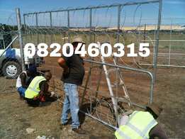 Fence, Palisades, Electric Fencing