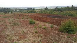 100 x100 at kikuyu - Kamangu 700 meters from tarmac.