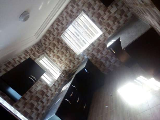 Lovely Newly built 3 bedroom flat all round tiles floor pop at Baruwa Alimosho - image 6