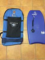 Body Board - Science Pipe Stringer with Rip Curl Bag