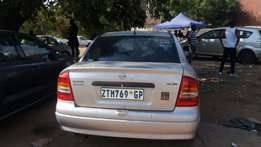 Opel astra in a good condition