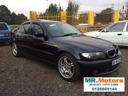 2005 BMW 318i E46 M-Sport For Sale