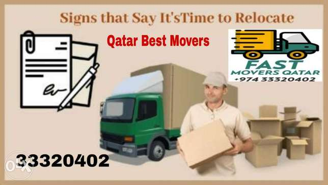Movers home in Qatar