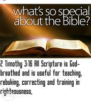 Bible Reading made easy