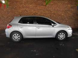2011 TOYOTA AURIS 1.6XI manual - R 149,990