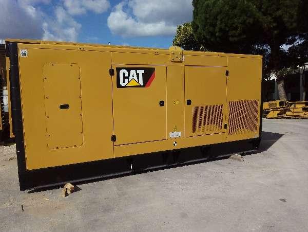 Caterpillar C13 450 Kva | Year 2019, New | Sns718 - 2018