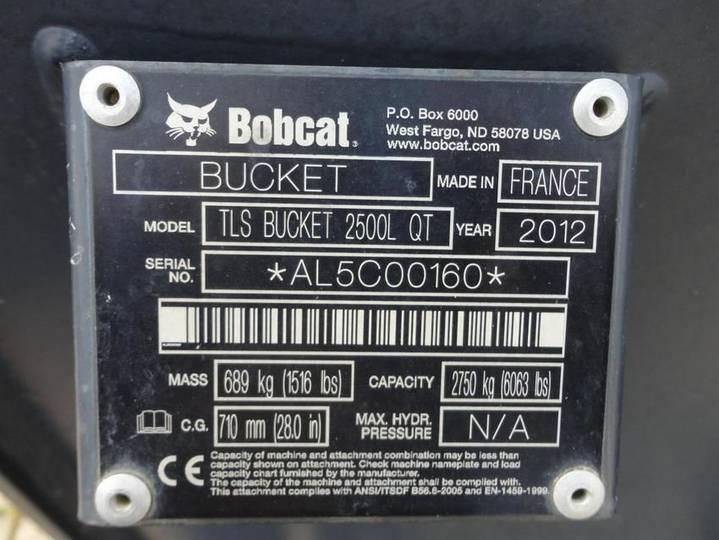 Bobcat tl 470 hf - 2012 - image 5