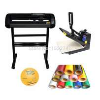 Digital/modern plotter and heat press 8 in 1 $ flatbed