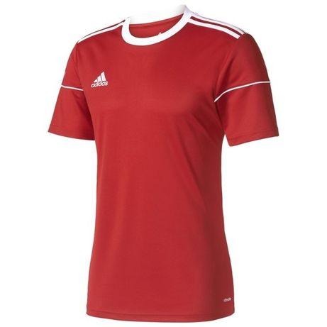 93fb2d29dfcc94 adidas Piłkarska Koszulka Squadra 17 Jersey - Strzelce Opolskie -  Kontrolując piłkę, kontrolujesz cały mecz