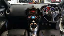 Zipper Nissan Juke 1.6 Turbo