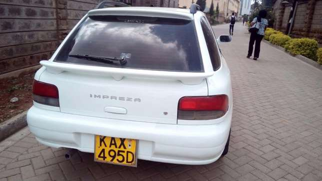 Super deal on a 1999 Subaru Impreza Manual 1500cc Karen - image 3
