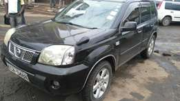 Nissan Xtrail Old Shape