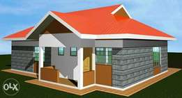 3 bedrooms bungalow master ensuite,, standing at 40 x80 piece,,