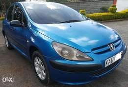 2005 Peugeot 307 Manual 1400cc - 430,000/- ONLY